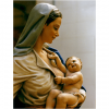 Virgen de la Caridad con el niño