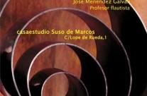 SOLOS EN CASA «El lenguaje de las flautas de pico»