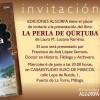 """Presentación del libro """"La perla de Qurtuba"""""""