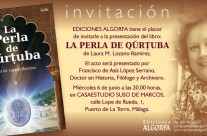 Presentación del libro «La perla de Qurtuba»