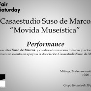 FAIR SATURDAY en la  CASAESTUDIO Suso de Marcos