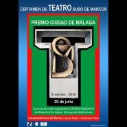 III CERTAMEN TEATRO SUSO DE MARCOS