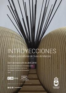 INTROYECCIONES dibujos y esculturas Suso de Marcos