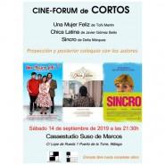 CINE-FORUM de CORTOS