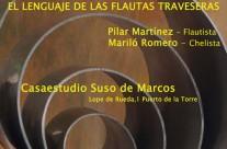 «EL LENGUAJE DE LAS FLAUTAS TRAVESERAS»