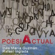 Poesía Actual 2019 con Inés María Guzmán y Rafael Inglada con la violinista Sofía Callizo