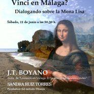 ¿Estuvo Leonardo en Málaga?